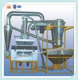 ムギ、トウモロコシ等の製粉機のプラント機械