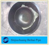 大型の管付属品の管端の鋼鉄帽子の管B16.9