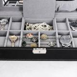 Klassischer Uhr-Kasten-Schmucksache-Kasten