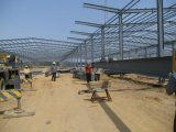 Constructions en acier industrielles préfabriquées pour l'atelier