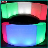 Pantalla LED de la serpiente barra luminosa LED de la barra redonda del Vino