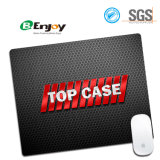 Hot Eco Natural Rubber Mouse Pad com impressão de design do cliente