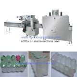 Les Multi-Rangées approuvées de la CE (2X5) Yakult automatique met la machine en bouteille d'emballage en papier rétrécissable de la chaleur