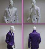 [أبتيكل فيبر] يلبّي [هيغ-تش] ليف نسيج [فشيون كلوثينغ] ثوب نمو مريحة وبرنامج