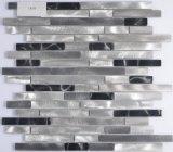 Mattonelle di mosaico di alluminio irregolari per Deocration