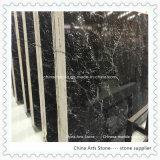 壁の床タイルおよび虚栄心の上のためのイタリアの白黒大理石