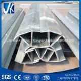 Manica saldata lavoro fabbricata acciaio galvanizzata 45 gradi