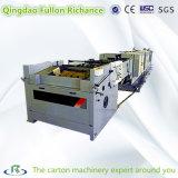 Precio de fabricantes inferior automático completo de la máquina de la venta que pega caliente