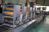 Intermitterende Letterpress Label Printing Machine