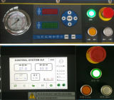 Hohe Präzision einfach, die hydraulische Schlauchleitung zu benützen, die quetschverbindenmaschine betätigt