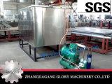Kühlendes /Refrigerating-System mit abgekühltem Wasser-Becken für gekohlte Getränke