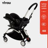 En1888 genehmigter Baby-Spaziergänger mit Auto-Sitz u. Carrycot