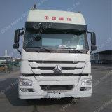 중국 견인 트럭 6X4 10 짐수레꾼 트럭 트랙터 트럭