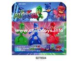 """新型のおもちゃ4の""""人形、男の子のおもちゃ、プラスチック人形はもてあそぶ(9279499)"""