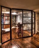 Puxador exterior da porta de vidro, vidro para portas de vidro de correr