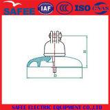 Изолятор с стандартом IEC - изолятор подвеса высокого качества Китая стеклянный подвеса Китая стеклянный, стеклянный изолятор