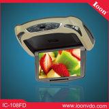 10-дюймовый монитор с откидывающимся экраном DVD плеер (IC-108FD)