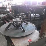 Pneu fino da eficiência que recicl a máquina/pó de borracha que faz as telhas de Machine/Rubber que fazem a máquina