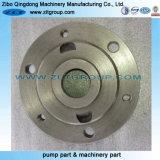 Logement des roulements de pompe de norme ANSI Goulds 3196 pour le matériau malléable