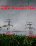 Torretta della trasmissione di tensionamento di Megatro 110kv 1A6 J3