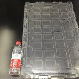 Plateau de empaquetage de PVC de produit en plastique pour l'optoélectronique (plus de 1.2m)