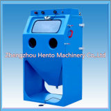 Auto Sandblast da limpeza da placa de aço/Sandblasting/máquina sopro do tiro
