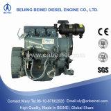 농업 장비를 위한 4개의 치기 공기에 의하여 냉각되는 디젤 엔진 F3l912