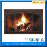 Verre en céramique pour cheminée, cheminée Verre, verre céramique