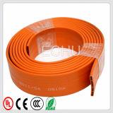 De vlakke Flexibele Kabel van de Controle voor Reizende Lift