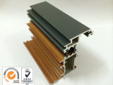 Perfil de aluminio para decorativo-6063
