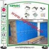 ABS Plastiklaptop-Schlüssel-Speicher-Schließfächer