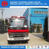 De Tankwagen van het Water van de Vrachtwagen van de Brandbestrijding van Ftr van Isuzu 4X2