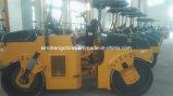 Qualidade Vibratory Yzc4 de rolo de estrada do cilindro dobro de 4 toneladas boa