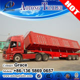 Hydrozylinder-Enden-Lastkraftwagen- mit Kippvorrichtungschlußteil China-Hyva, hinterer Speicherauszug-Lastkraftwagen- mit Kippvorrichtungschlußteil, seitlicher neigender LKW-Schlussteil