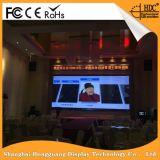 Innenmiete P3.91 LED-Bildschirmanzeige mit hoher Auflösung