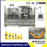 Автоматические машина завалки бутылки сока/оборудование/завод/производственная линия
