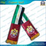 Ventilateur de sports d'impression personnalisé foulard 15X130cm (NF19F10001)