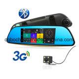 최신 판매 6.86 인치 3G를 가진 휴대용 항해자 백미러