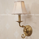 Wall moderno Lamp con Glass Shade (C018-1W)