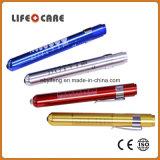 جيب قلم مصباح كهربائيّ مع تلميذ مقياس