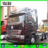Sinotruk A7 420HPの索引車のトラックのトラクターの油圧ステアリング