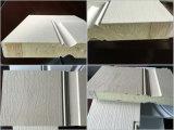 Porta popular da fibra de vidro do estilo de América para a entrada e as vertentes (CHAM-AFD003)