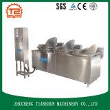 Мяса Auotmatic 3 корзин машина реверзибельного беля и охлаждая