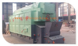 Combustible Fuel Biomass Gas Oil Steam Boiler Industriel 500kg-20ton