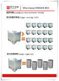 Haltbares Behälter-Becken des Edelstahl-IBC für Flüssigkeit