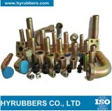 De professionele Hydraulische Montage en de Adapters van de Slang Hyrubbers