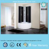 Stanza bagnata della baracca dell'acquazzone del vapore della stanza da bagno