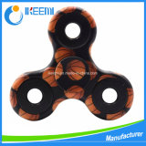 Tri-Spinner Fidget Juguetes patrón de mano Spinner Fidget Spinner