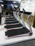 Tapis roulant manuel de forme physique de matériel de la gymnastique K1 mini pour l'usage à la maison