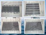 Draht auf Gefäß-Spirale-Typen Kondensator für Kühlraum